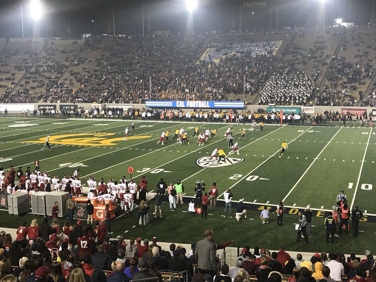 cal-vs-washington-state – All My Sports Teams Suck